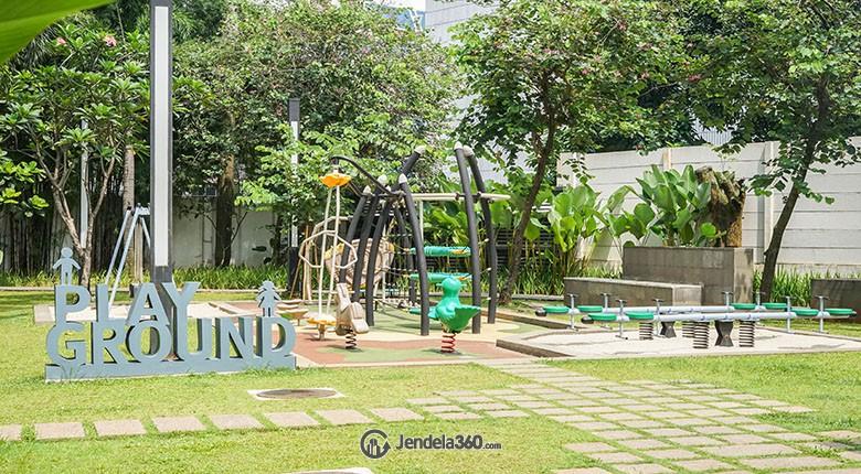 taman bermain apartemen verde residence