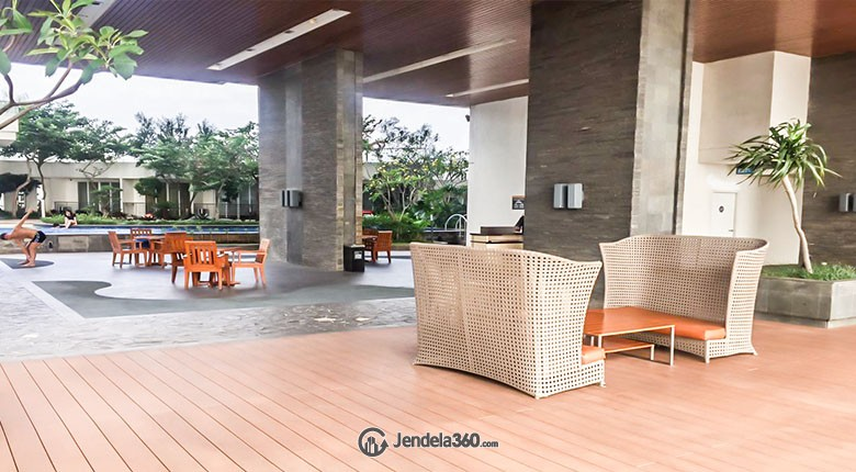 Play Ground Ancol Mansion Apartment Apartment