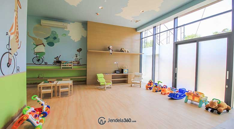 Play Ground Wang Residences Apartment