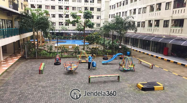 Play Ground Apartemen Kebagusan City Apartment