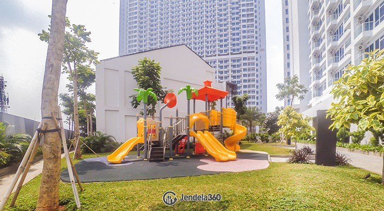 play ground Apartemen Puri Mansion