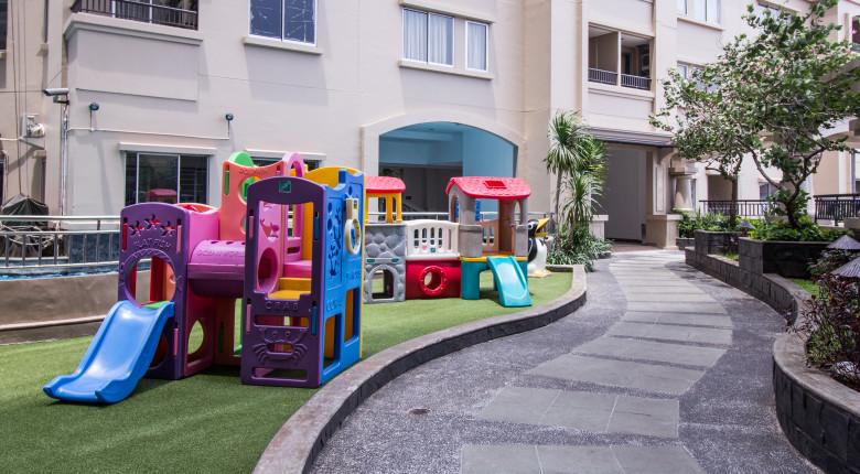 Taman bermain anak 2 Mediterania Marina Ancol