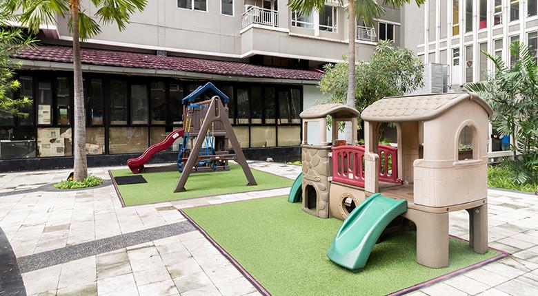 tempat bermain anak-anak
