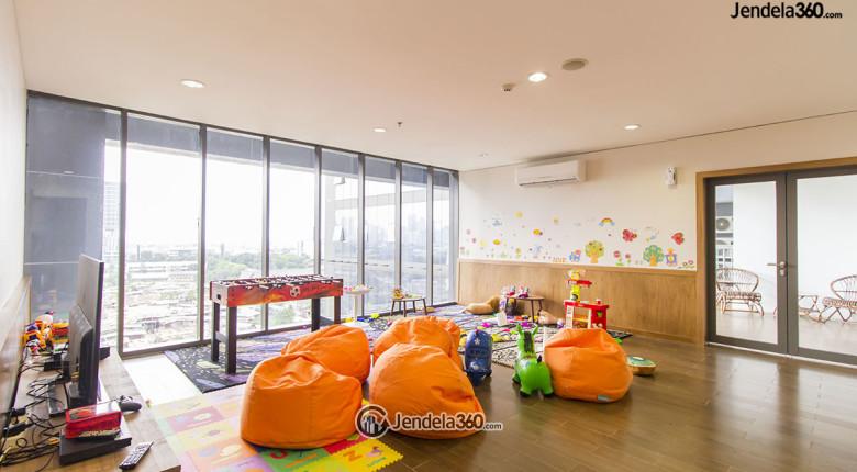 Ruangan bermain anak Apartemen L'Avenue