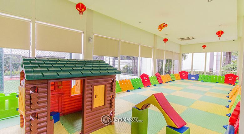 ruangan bermain anak di fraser residence