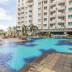 kolam renang 2 apartemen poins square