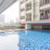 kolam renang apartemen taman sari sudirman