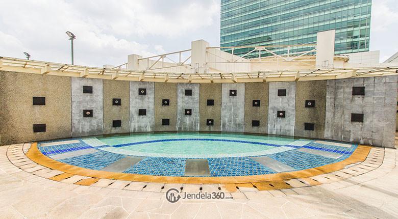 fasilitas apartemen senayan city residence