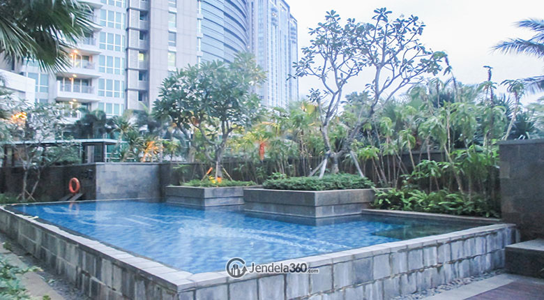 kemang village apartment