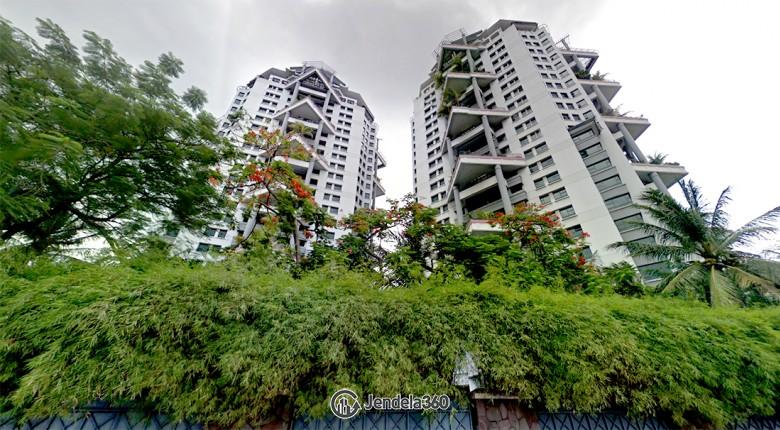 Sewa apartemen grand tropic suites