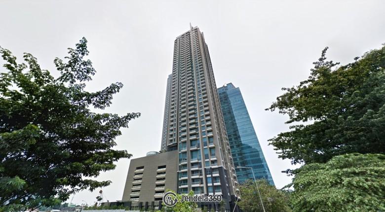 Sewa apartemen residence 8