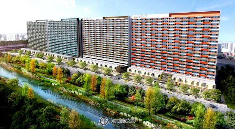 Sewa apartemen Riverview Residence