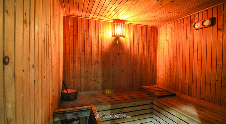 Fasilitas Sauna Bellagio Mansion
