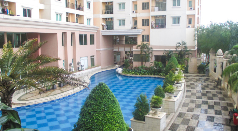 kelapa gading square gading river - city home (moi) apartment