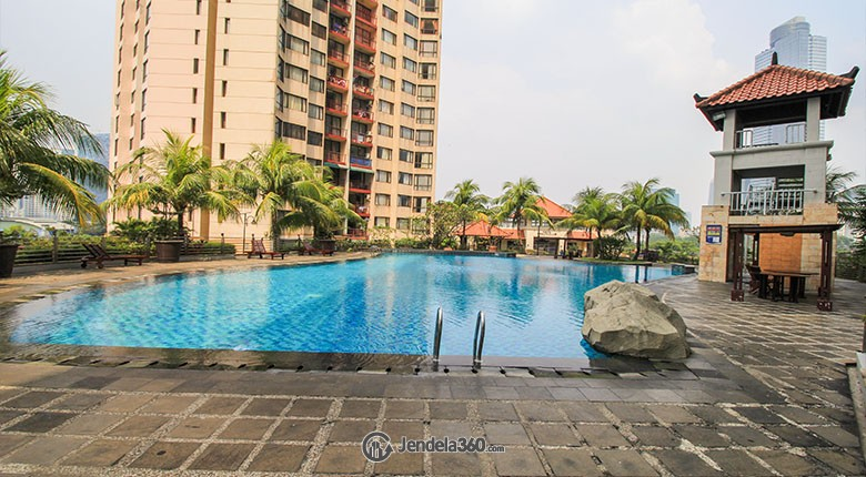 Swimming Pool Taman Rasuna