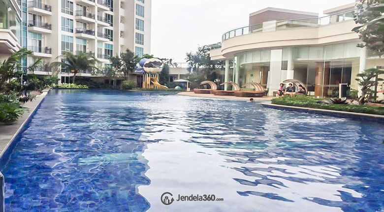 Swimming Pool Ancol Mansion Apartment Apartment