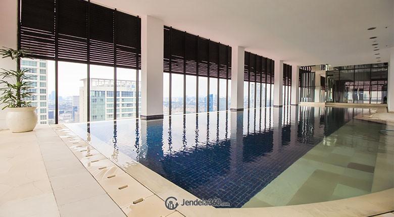 Swimming Pool Apartemen Setiabudi Residence