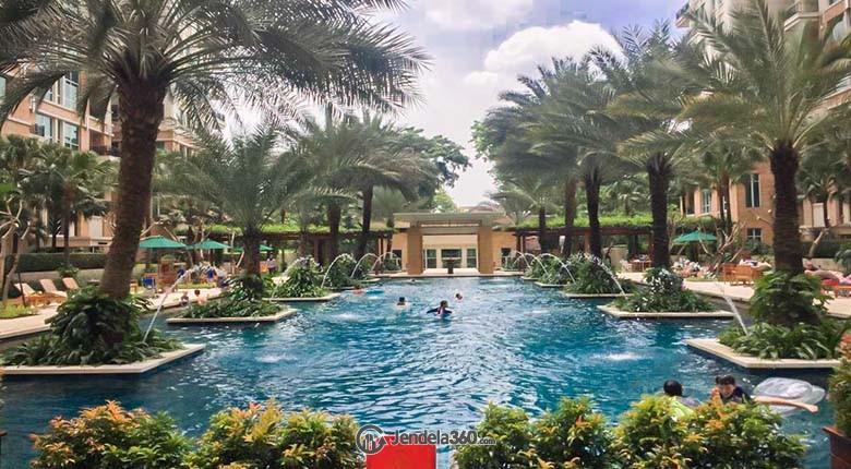 Swimming Pool Apartemen Pakubuwono Residence