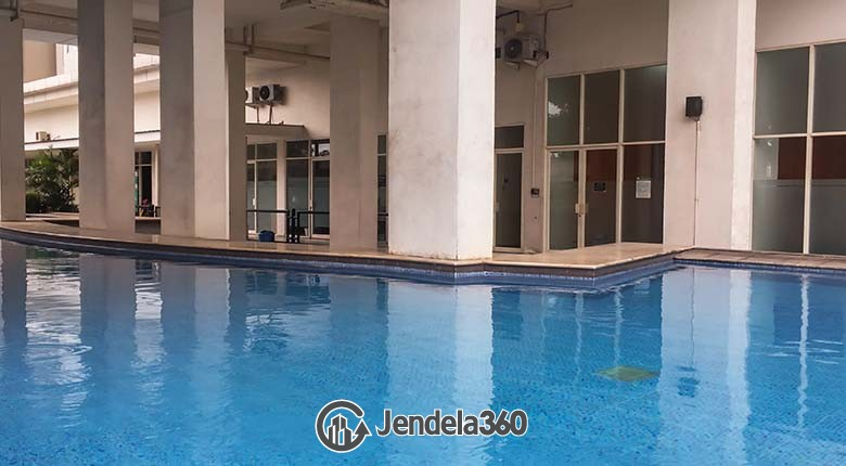 Swimming Pool Pakubuwono Terrace Apartment