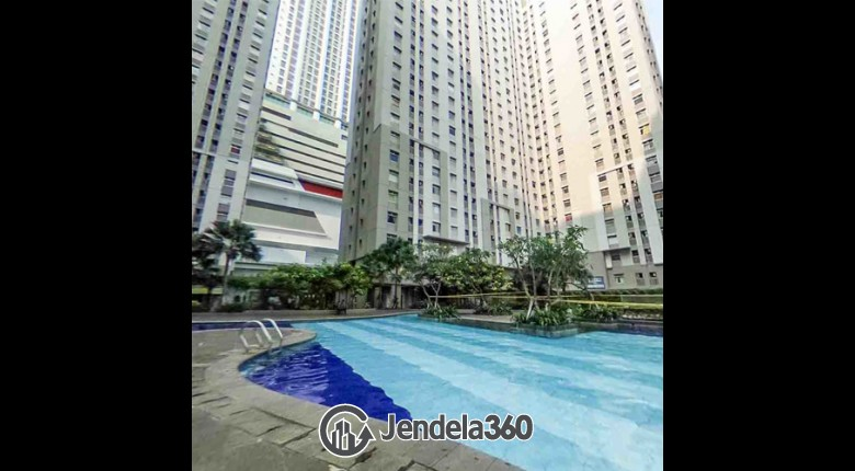 Swimming Pool Green Bay Pluit Apartment