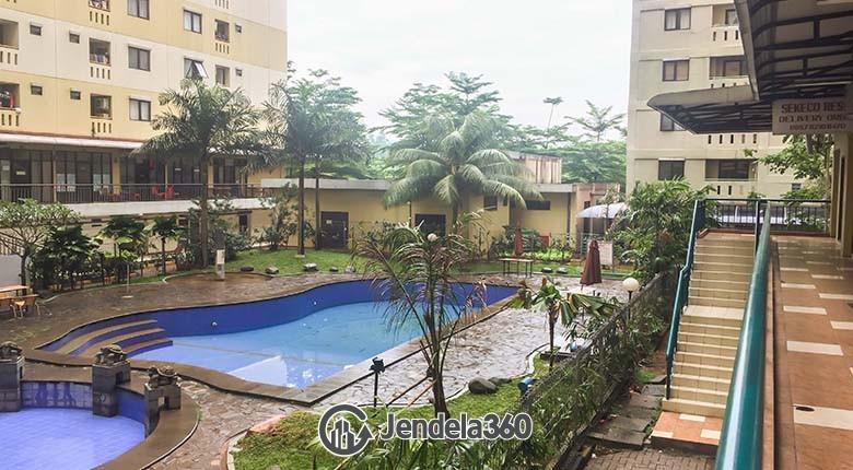 Swimming Pool Kebagusan City Apartment Apartment