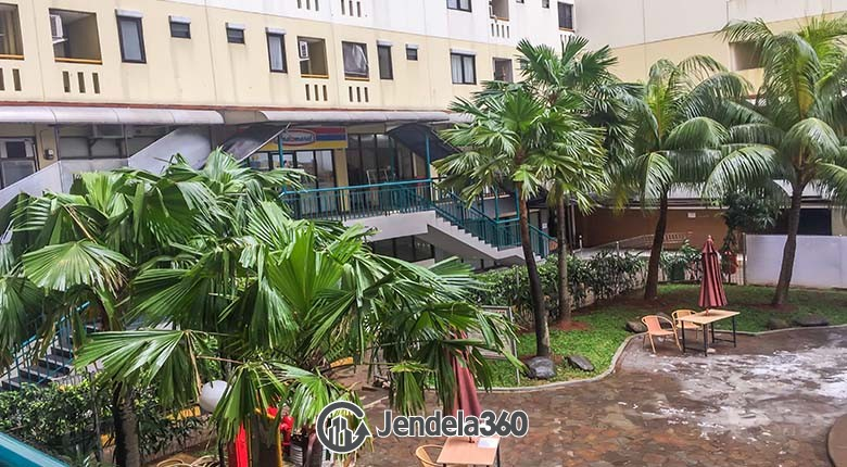 Swimming Pool Apartemen Kebagusan City Apartment