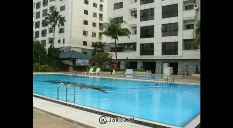 Swimming Pool Kemang Jaya Apartment