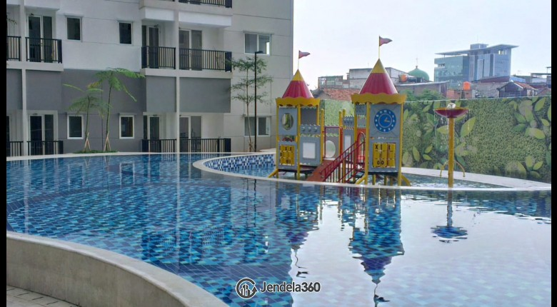 swimming pool Signature Park Grande