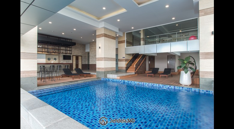 swimming pool Maqna Residence Apartment