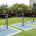 outdoor gym taman anggrek condominium