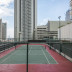 tennis court taman anggrek condominium apartment