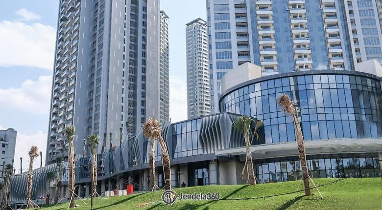 Sewa apartemen Taman Anggrek Residence