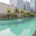kolam renang di apartemen taman sari semanggi