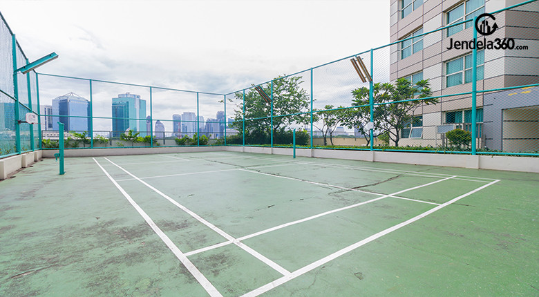 lapangan tenis batavia apartment
