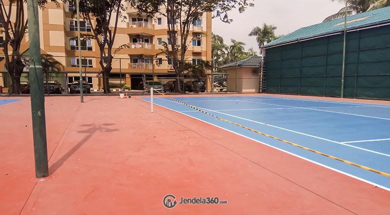 Tennis Court Kondominium Menara Kelapa Gading (KMKG)