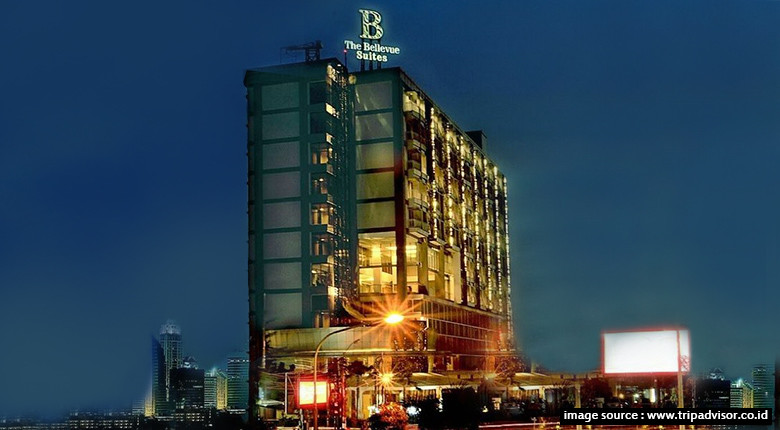 apartemen the bellevue suites