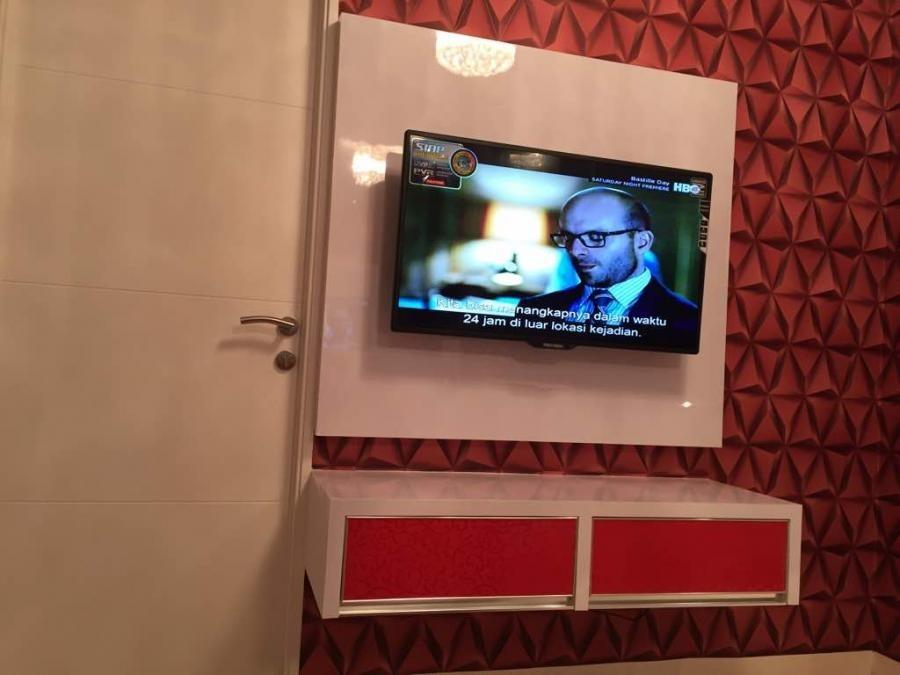tv kabel apartemen bassura city