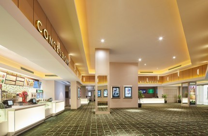 bioskop apartemen bassura city
