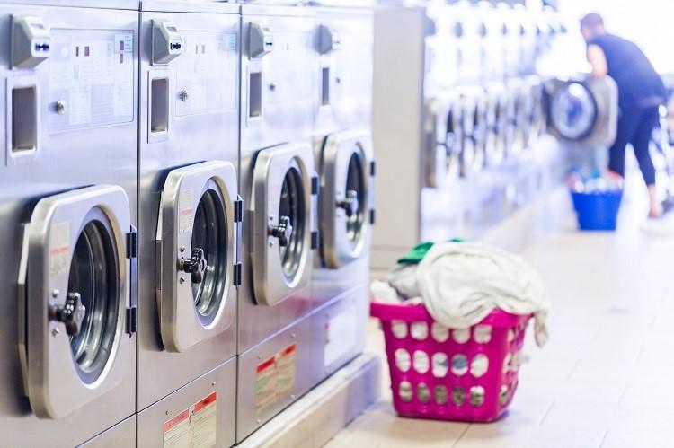 laundry apartemen green pramuka city