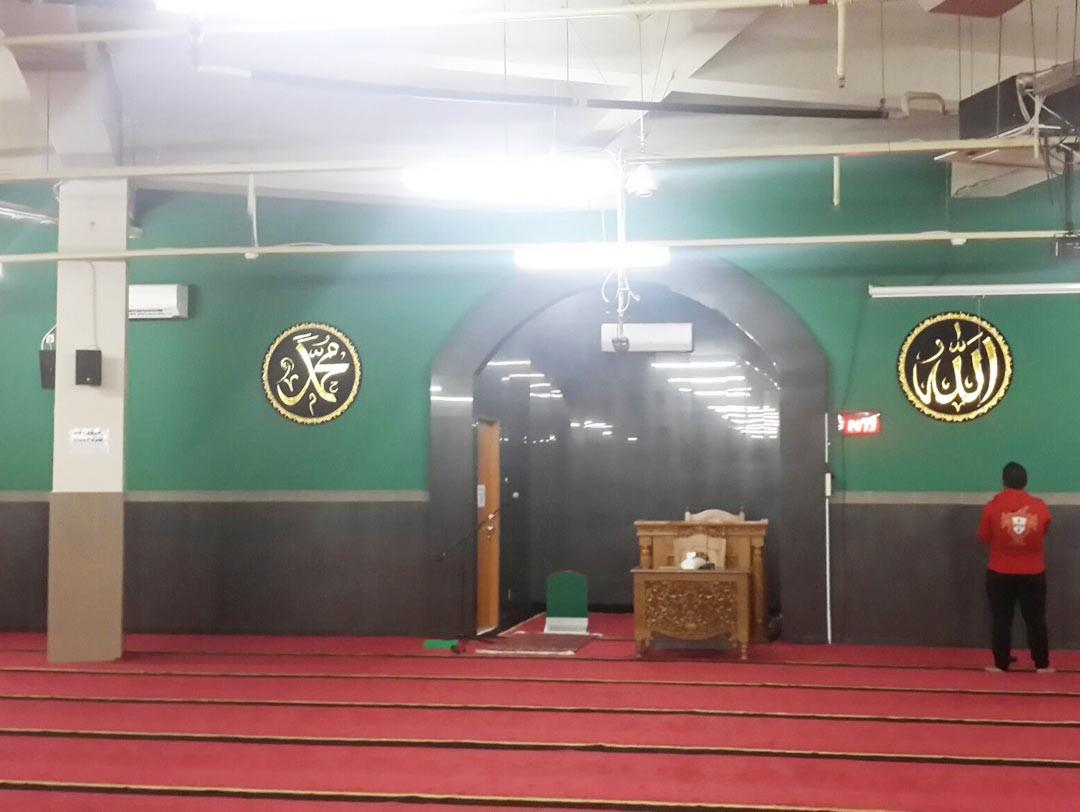 masjid kalibata city