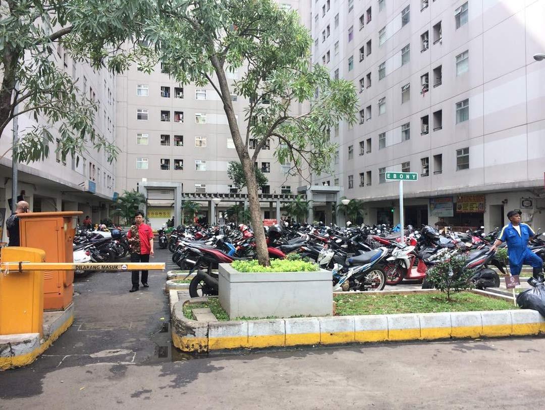 parkir kalibata city