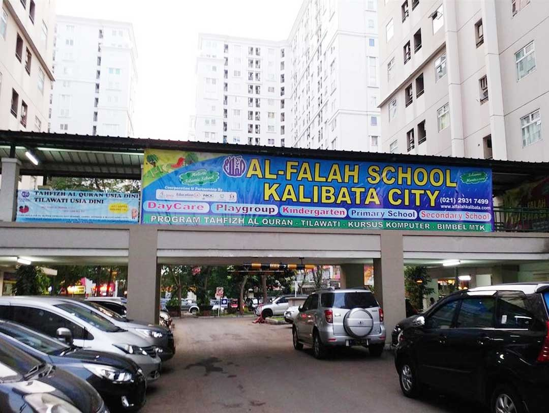 sekolah al-falah kalibata city