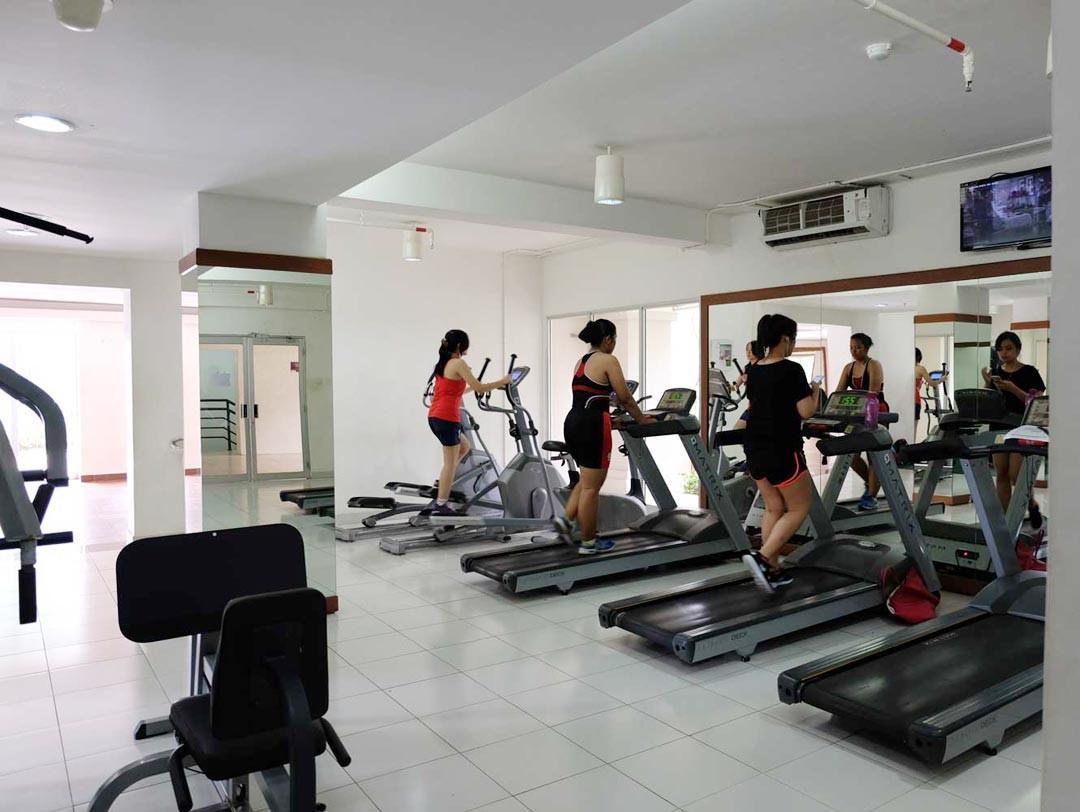 gym kalibata city