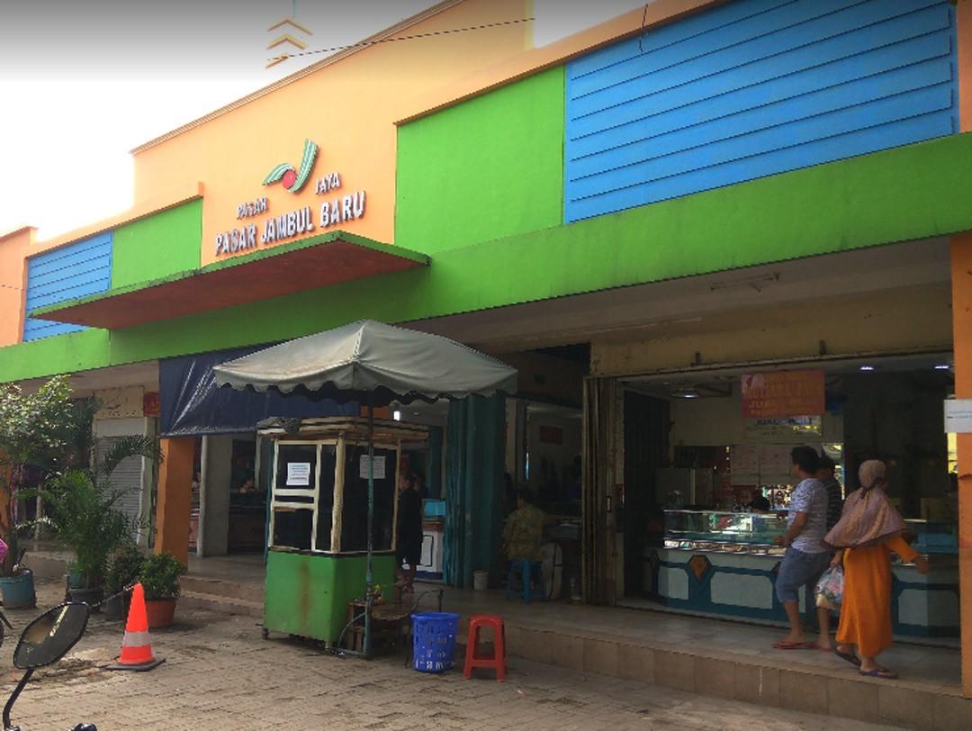 pasar dekat kalibata city