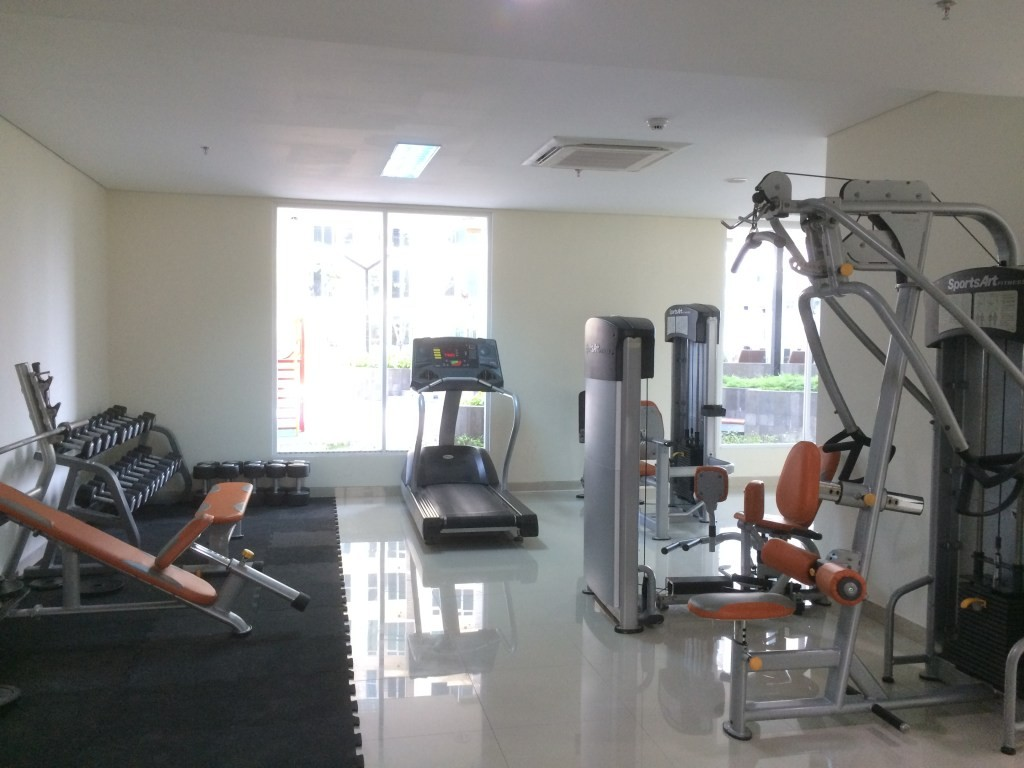Fitness center Puri Orchard