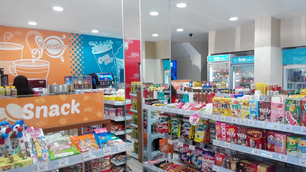 Minimarket MOR