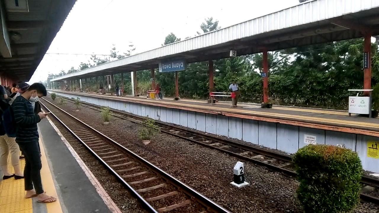 Stasiun Rawa Buaya