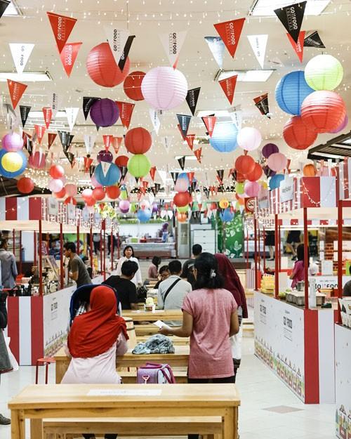 GO-FOOD Festival seasons city