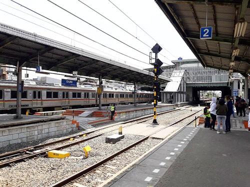 stasiun duri