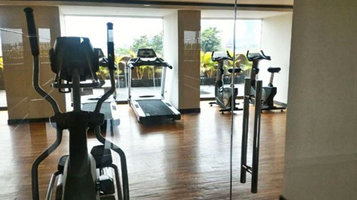 gym puri park view